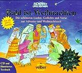 spielen + lernen CD Bald ist Weihnachten: CD mit farbigem Liederbuch