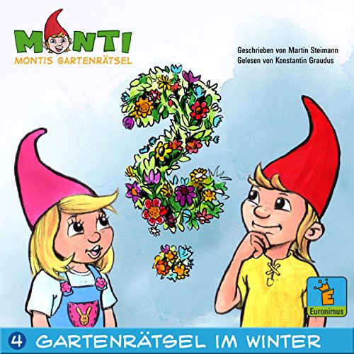Montis Gartenrätsel im Winter: Montis Gartenrätsel 4 - Sechs Söckchen