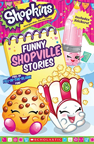 Funny Shopville Stories (Shopkins)