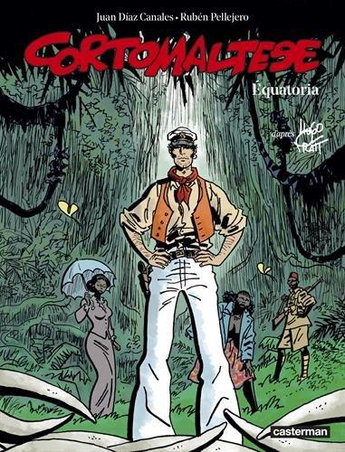 Corto Maltese [Bande dessinée] [Série] (t.14) : Équatoria