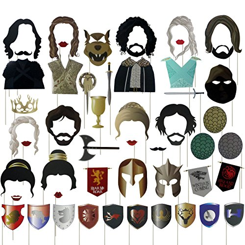 Musykrafties - Photomaton 31 fils - Effet Maille - Game of Thrones