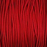 550 Paracord Seil 4mm Type III Commercial 7 faserig 30m / 100ft IMPERIAL RED