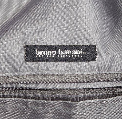 Bruno Banani Weekender, Borsa shopper donna Grigio (Grau (grey))