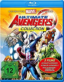 Ultimate Avengers Collection (3 Filme Edition) [Blu-ray]