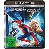 The Amazing Spider-Man 2 - Rise of Electro (4K Ultra HD)]