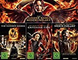 Die Tribute von Panem 1 + 2 + 3 | Hunger Games | Catching Fire | Mockingjay 1 [3-Disc]
