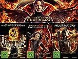 Die Tribute von Panem 1 + 2 + 3 | Hunger Games | Catching Fire | Mockingjay 1 [3-Disc]