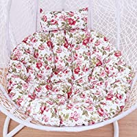 NACHEN Swing Cushion 5 Sets Single Respal Pad Nido Cojín de algodón Sofá Cojín, Color 2