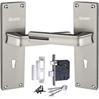 MORTICE Handle, MORTICE Lock, Door Lock, Lock, O-44 KY SS with 65mm Double Action Stage Lock