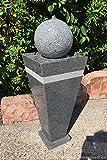 Granit - Kugelbrunnen 'Memphis'