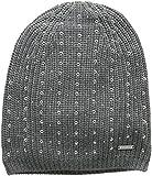 Guess Damen Fedora Sarita HAT-W63Z55Z1C20, Grau (EM94 Grey Melange), S (Herstellergröße: S)