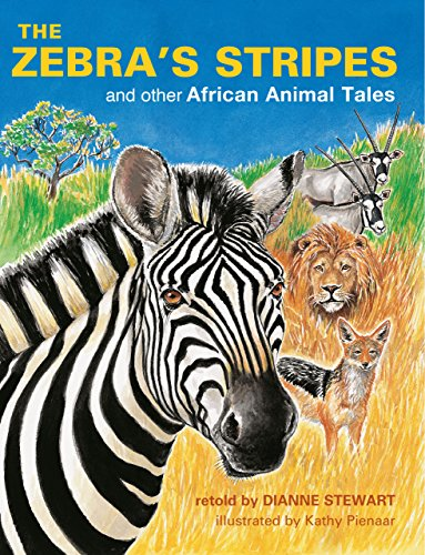 Monkey Scrubs (The Zebra's Stripes and other African Animal Tales)