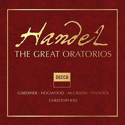Die Großen Händel - Oratorien (Limited Edition)