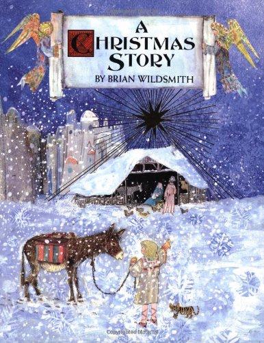 A Christmas Story por Brian Wildsmith