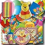 Unbekannt Winnie Pooh Partyset XXL