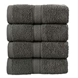 Todd Linens Solid Towel Gift Set - 500 GSM 100% Cotton