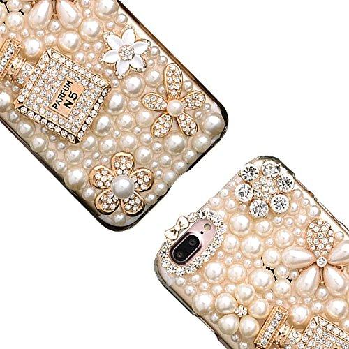 MOMDAD TPU Etui pour iPhone 7 Plus Souple Coque iPhone 7 Plus 5.5 Pouces TPU Silicone Coque iPhone 7 Plus 5.5 Pouces Soft Gel Silicone Etui iPhone 7 Plus 5.5 Pouces TPU Silicone Housse iPhone 7 Plus D PC-Diamant-8