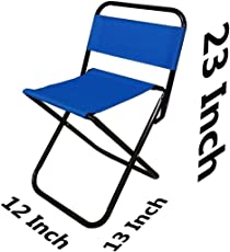 Insale Big Chair Portable Fishing Beach Outdoor Chairs Color Blue