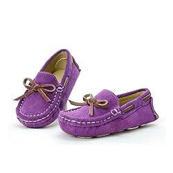 OCHENTA Chicos Chicas Suede Patinaje Al Aire Libre Zapatos Casuales Zapatos Planos Ni o Ni o peque o