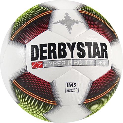 Derbystar Hyper Pro TT, 5, weiß gelb rot, 1020500153 -
