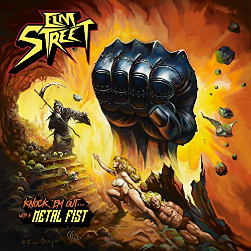 Elm Street: Knock 'em Out - With A Metal Fist (Audio CD)