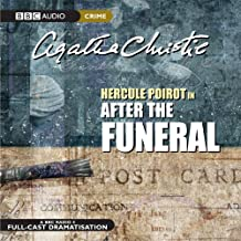 Hercule Poirot in: After The Funeral (BBC Audio Crime)