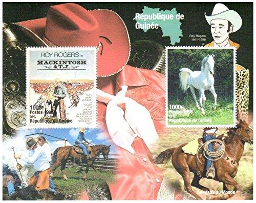 briefmarken-fur-sammler-roy-rogers-und-pferde-2-neuwertige-briefmarken-mit-pferde-ideal-fur-das-samm