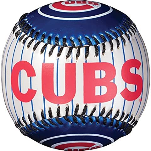 Franklin Sports MLB Chicago Cubs Team Softstrike Baseball