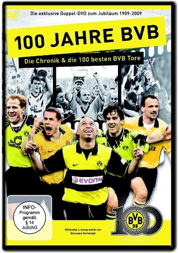 100 Jahre BVB – Die Chronik & Die 100 besten BVB-Tore [2 DVDs]
