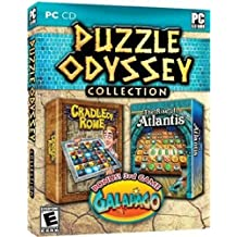 Puzzle Odyssey Collection: Cradle of Rome & The Rise of Atlantis