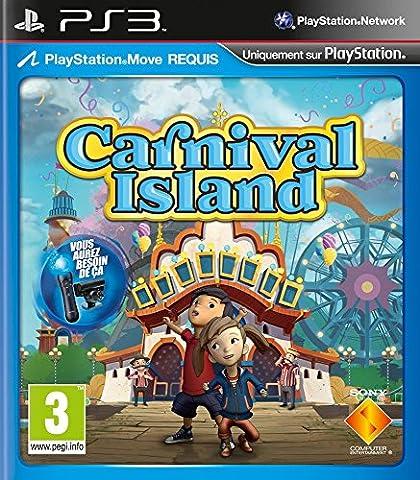 Carnival Island (jeu PS Move)