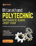 #5: Uttarakhand Polytechnics Entrance Exam JEEP 2018 for Diploma in Engineering