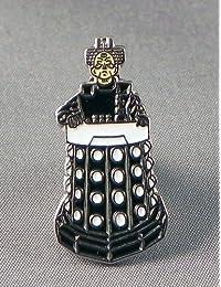 Metal Enamel Pin Badge Doctor Dr. Who Davros Dalek Lord