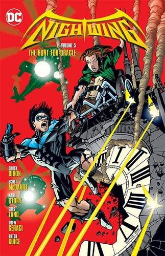Nightwing TP Vol 5