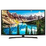 LG 55 UJ635V - Smart TV de 55'' (4K Ultra HD, HDR 10, Smart TV, PVR, WLAN, Triple Tuner (DVB T2), USB)