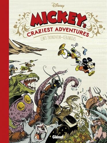 Mickey's Craziest Adventures (Créations originales) por Lewis Trondheim