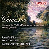 "Afficher ""Concert for violin, piano, and string quartet"""