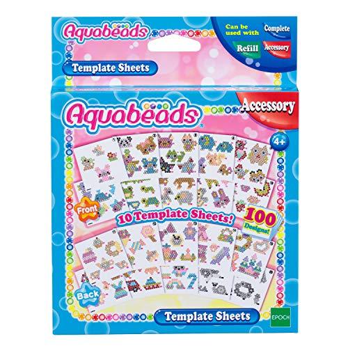 Aquabeads 79268 Motivvorlagen, Kinder Bastelzubehör