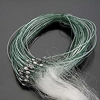 Lixada 25m 3 Capas Monofilamento Pesca Peces Gill Net con flotador
