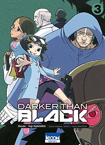 Darker Than Black Edition simple Tome 3