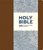 NIV Journalling Brown Imitation Leather Bible...