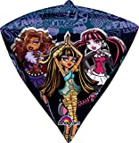 Amscan International Diamondz Monster High
