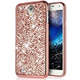 Coque Galaxy S4 Mini,Etui Galaxy S4 Mini,Surakey Paillette Bling Glitter Ultra Mince...