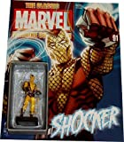 Classic Marvel Figurine Collection 91 Shocker (Classic Marvel Figurine Collection)