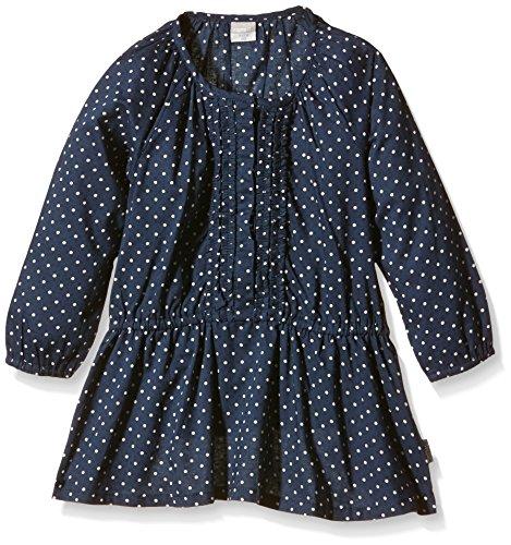 NAME IT Mädchen Kleid nitFLUSA M LS TUNIC 116 Blau (Dress Blues) ()