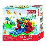 KORBO R1012 Kreatives Zahnradspiel, 90 Bauteile