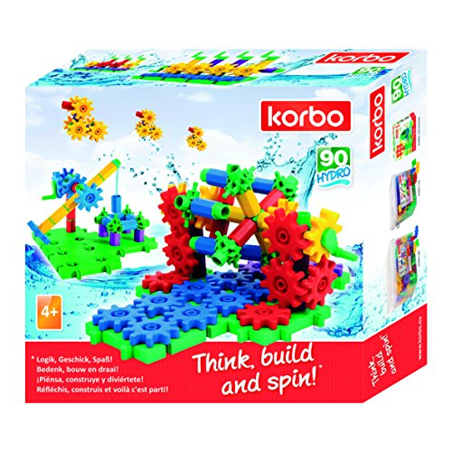 Korbo - Juguete Educativo 90 Hydro (Remi 1012)