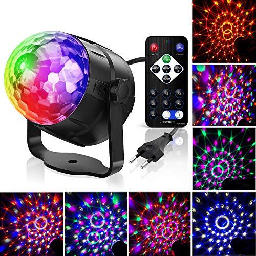 Luces discoteca,Tintec Luces LED fiesta Navidad Luces