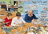 Gibsons The Model Makers Jigsaw Puzzle (1000 Pieces)