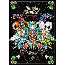 Jungla Cósmica. 30 postales para colorear (OBRAS DIVERSAS)